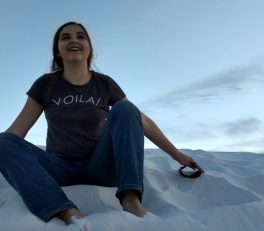 Visiting White Sands New Mexico with Kids