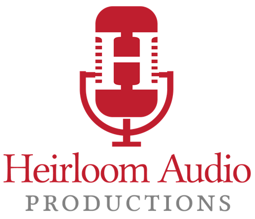Roadschooling at its best with Heirloom Audio Productions